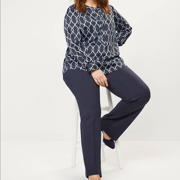 Lane Bryant Pants - Lane Bryant Ponte Knit Trouser NWT Size 18/20